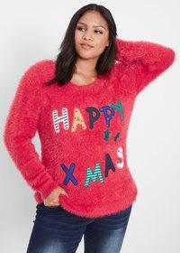 Kjøp fluffy julegenser